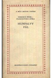 Hunfalvy Pál - Domokos Péter, Paládi-Kovács Attila - Régikönyvek