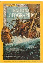 National Geographic 1971. January - December (teljes, angol nyelvű) - Régikönyvek