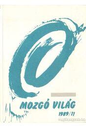 Mozgó világ 1989/11. - P. Szűcs Julianna - Régikönyvek