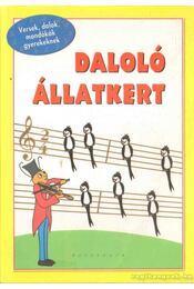 Daloló Állatkert - Nagy Mária - Régikönyvek