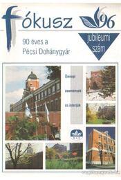 Fókusz 96 jubileumi szám - Egyed Kálmán - Régikönyvek