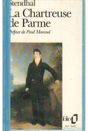 La Chartreuse de Parme - Stendhal - Régikönyvek