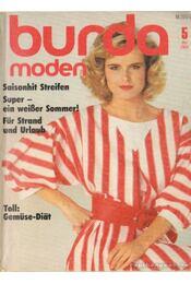 Burda Moden 1984/5 - Régikönyvek