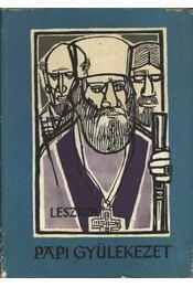 Papi gyülekezet - Leszkov, Nyikolaj - Régikönyvek
