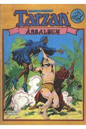 Tarzan (norvég) - Edgar Rice Burroughs - Régikönyvek