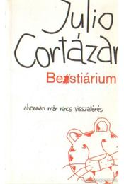 Bestiárium - Julio Cortázar - Régikönyvek