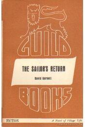 The sailor's return - Garnett, David - Régikönyvek