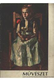 Művészet 1961. március II. évfolyam 3. szám - Pogány Ö. Gábor - Régikönyvek