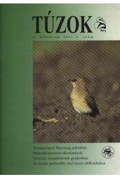 Túzok 2001/3. szám - Varga László, Dr. Hadarics Tibor - Régikönyvek