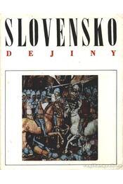 Slovensko I-IV. kötet - Több szerző - Régikönyvek
