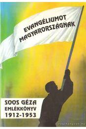Evangéliumot magyarországnak - Több szerkesztő - Régikönyvek