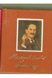 Művészek levelei Babitshoz (mini) - Téglás János - Régikönyvek