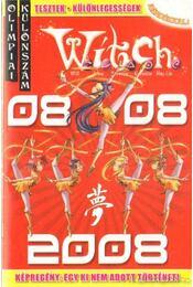 Witch 2008. 08. 08. olimpiai különszám - Régikönyvek