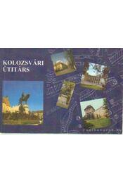 Kolozsvári útitárs - Kerekes György - Régikönyvek