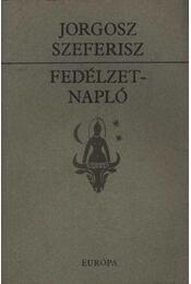 Fedélzetnapló - Szeferisz, Jorgosz - Régikönyvek