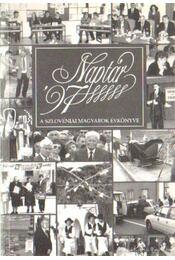 Naptár '97 - Szunyogh Sándor - Régikönyvek