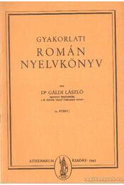 Gyakorlati román nyelvkönyv 2. füzet - Dr. Gáldi László - Régikönyvek