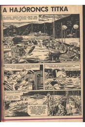 A hajóroncs titka 1977. (58-78 szám 16. rész) - Cs. Horváth Tibor - Régikönyvek