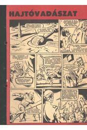 Hajtóvadászat ( Füles1971. 2-4 szám 1-3 rész) - Cs. Horváth Tibor, Stanislaw Lem - Régikönyvek
