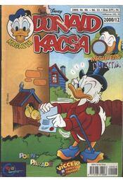 Donald Kacsa 2000/12. - Walt Disney - Régikönyvek