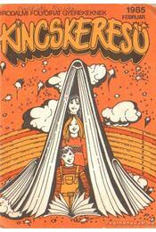 Kincskereső 1985. február - Grezsa Ferenc - Régikönyvek