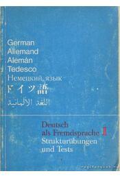 Deutsch als Fremdsprache I. - Blaasch, Hans-Werner - Régikönyvek