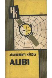 Alibi - Jászberényi Károly - Régikönyvek