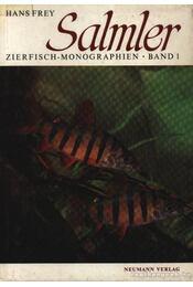 Salmler - Hans Frey - Régikönyvek