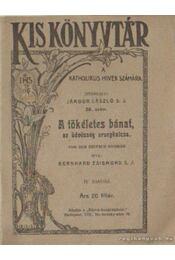 A tökéletes bánat, az üdvösség aranykulcsa - Berhard Zsigmond - Régikönyvek