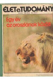Élet és tudomány 1988. (teljes) - Ludas M. László (szerk.) - Régikönyvek