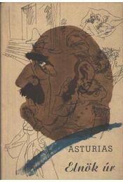 Elnök úr - Asturias, Miguel Ángel - Régikönyvek