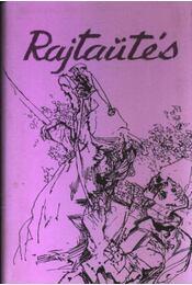 Rajtaütés - Tabák András - Régikönyvek