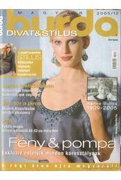 Magyar burda 2005/12 - Régikönyvek