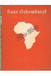Mein Afrika - Schomburgk Hans - Régikönyvek