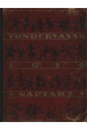 A Tündérvásár Képes Kalendáriuma 1929 - Régikönyvek