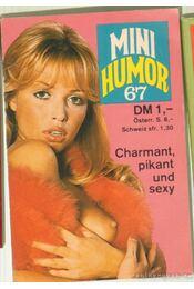 Mini humor 67 (mini) - Régikönyvek