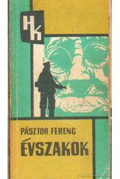 Évszakok - Pásztor Ferenc - Régikönyvek