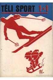 Téli sport 1x1 - Régikönyvek