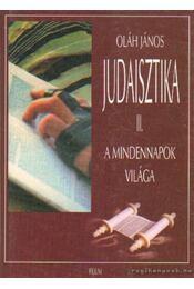 Judaisztika III. - Oláh János - Régikönyvek