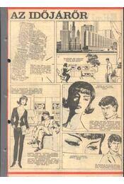 Az időjárőr 1982. (36-47. szám 12. rész) - Hunyadi Csaba, Poul Anderson - Régikönyvek
