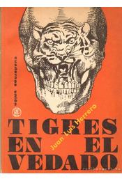 Tigres en el vedado - Herrero, Juan Luis - Régikönyvek