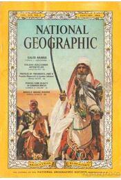 National Geographic 1966 January-December (Teljes évfolyam) - Régikönyvek