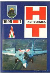 Haditechnika 1999. XXXIII. évfolyam (teljes) - Sárhidai Gyula - Régikönyvek