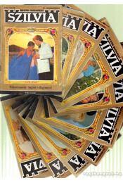 Szilvia 81-90. füzet - Busch, Renate - Régikönyvek