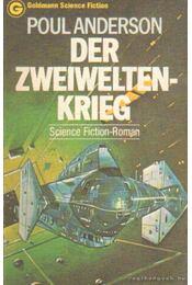 Der Zweiwelten-Krieg - Poul Anderson - Régikönyvek