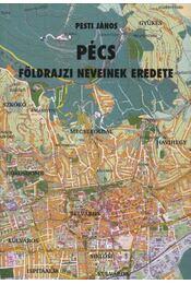 Pécs földrajzi neveinek eredete - Pesti János - Régikönyvek