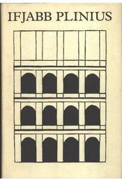 Levelek - ifjabb Plinius - Régikönyvek