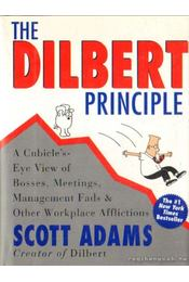 The Dilbert Principle - Adams, Scott - Régikönyvek