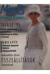 MissB 1995/1 Tavasz - Hajós Katalin - Régikönyvek