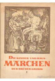 Die kinder- und hausmärchen der brüder grimm I-III. - Ploog, Ilse (szerk.) - Régikönyvek